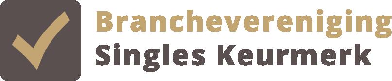 logo branchvereniging singles keurmerk